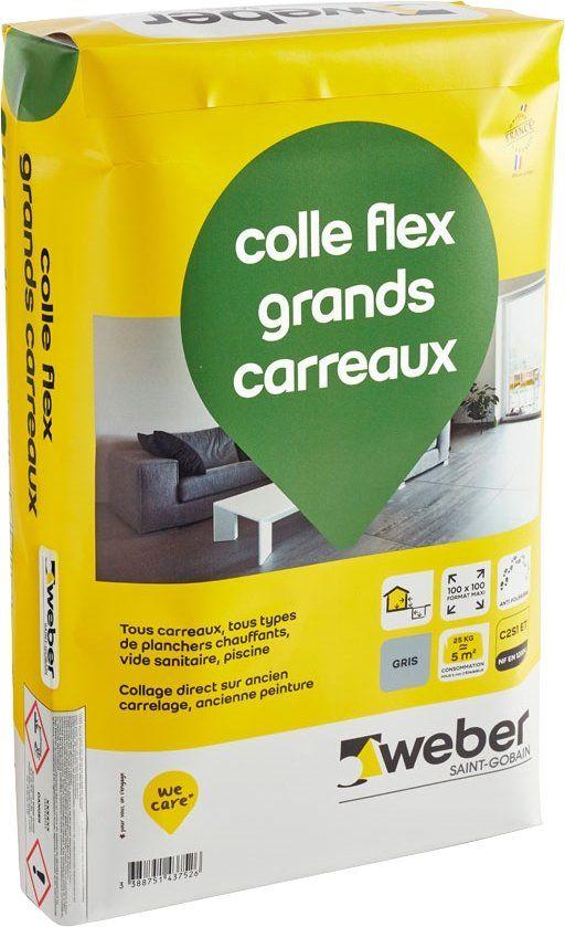Colle Carrelage Weber Flex Plancher Chauffant Plancher Carrelage