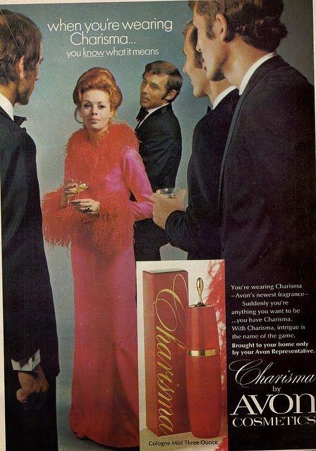 Old Avon ads