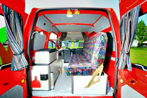 Ford Transit Campers And Ford On Pinterest