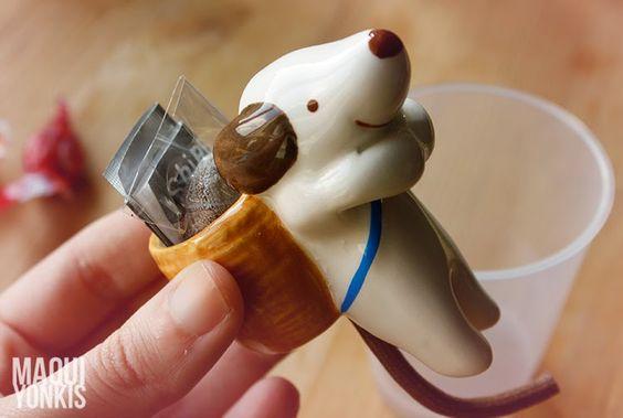 Maceta de autorriego de animales con mochila ;D Las tienes por 12,95€ aquí http://bit.ly/1qUcxkT