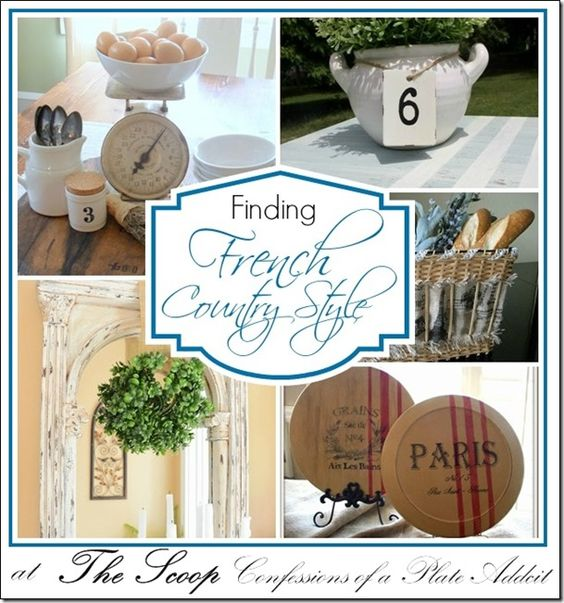French style ideas