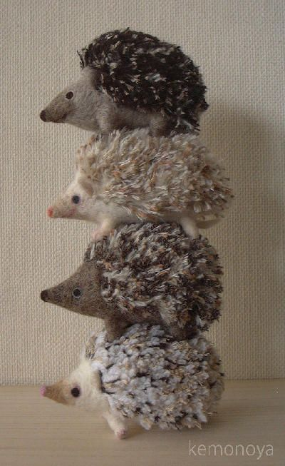 Hedgehog kemonoya | 2013 | Wix.com: