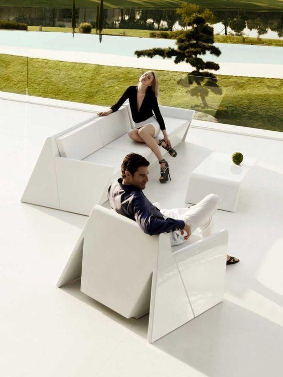 Vondom | Ramón Esteve Estudio | Courtyard Keeping | Pinterest | Outdoor,  Projects And Design