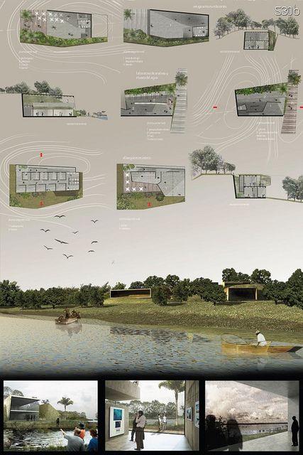 Xii concurso internacional arquine by planta baja estudio for Laminas arquitectura