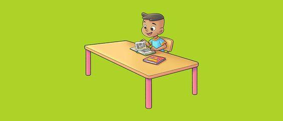 Preparamos 6 dicas muito legais para você montar o cantinho do estudo em casa e ajudar a criançada a aprender ainda mais!