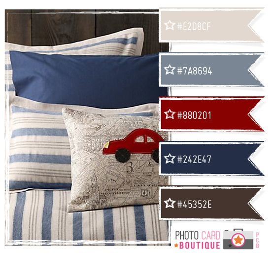 Color Schemes Boys And Colors On Pinterest