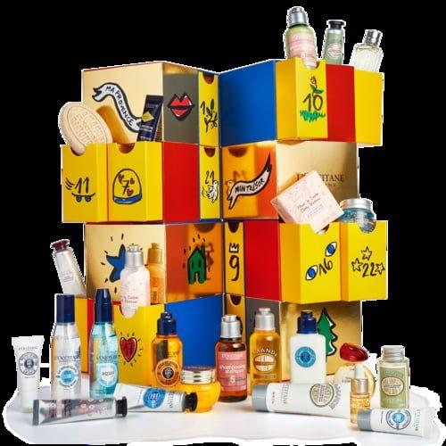 L Occitane 24 Days Of Gifting Magic Advent Calendar Beauty Advent Calendar Best Beauty Advent Calendar Advent Calendar