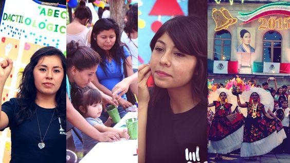 Con marcha-calenda y talleres, normalistas celebran Feria Estatal del Normalismo en Oaxaca (Videos)