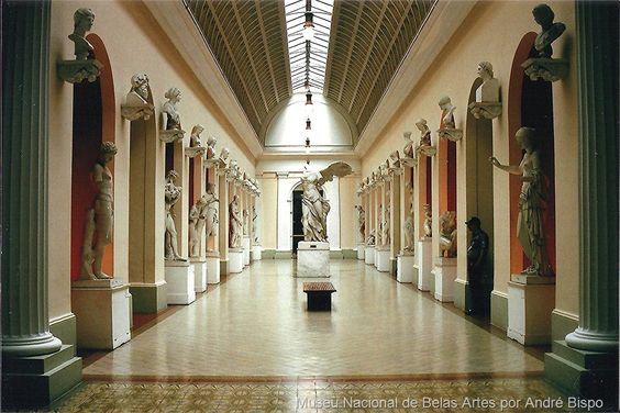 Museu Nacional de Belas Artes por André Bispo