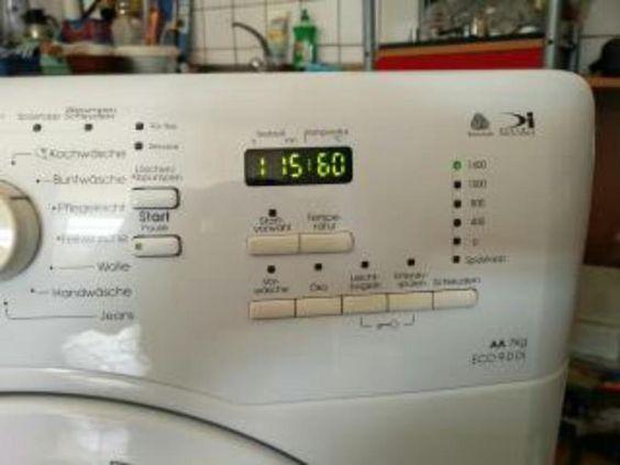 Top Angebot Kühl Bauknecht Waschmaschine 7 Kg in Lübeck mit Garantie zu verkaufen!!