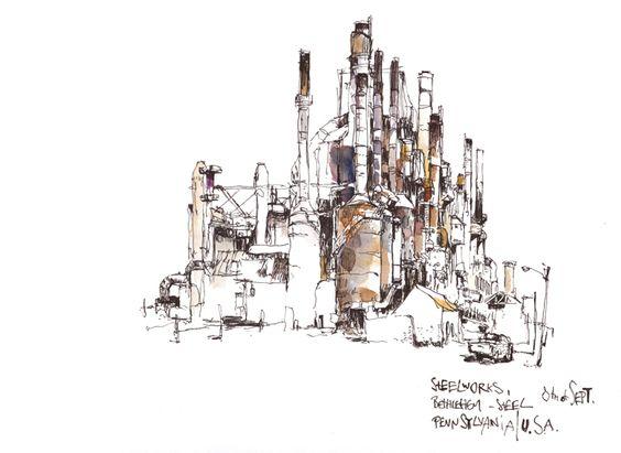 Felix Scheinberger, Illustrator - Skizzen: Skizzen 2010