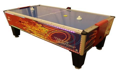 Gold Star Games Gold Pro Air Hockey Table 8hgf Wo2 Trs Nl Air Hockey Table Air Hockey Air Hockey Tables
