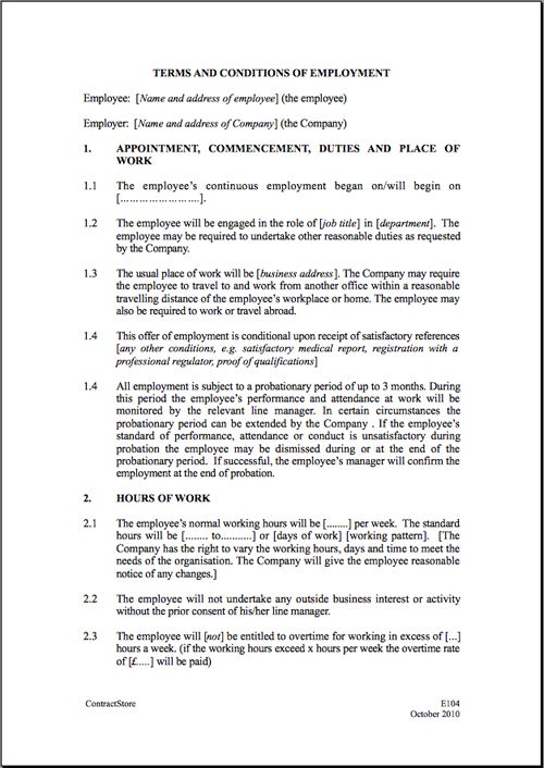 Printable Sample Divorce Papers Form Download Real Estate - labour contract template