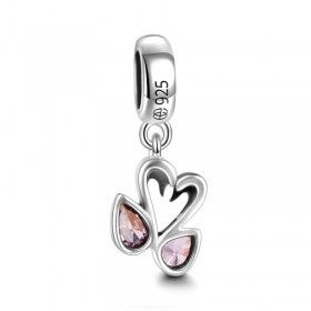 SOUFEEL Love Charms - Sterling Silver Charms 75% OFF, Free Shipping!