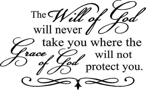 The will of God will not take you where the by EpicDesignsDecor