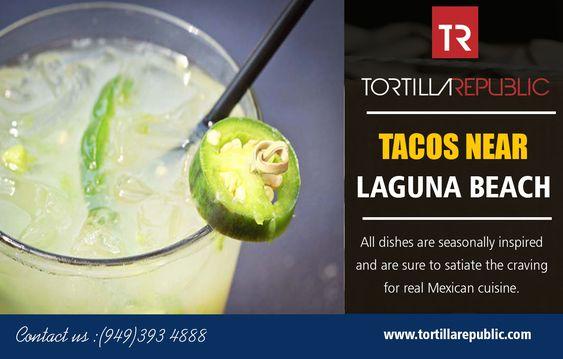 Tacos Near Laguna Beach