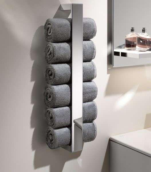 Keuco Edition 11 Handtuchhalter für Gästehandtücher in 2020 ...