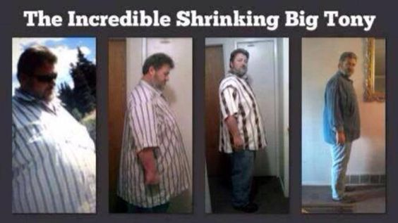 90 DAY CHALLENGE WINNER, TONY IS NOW LIVING A HEALTHIER AND MORE REWARDING LIFE