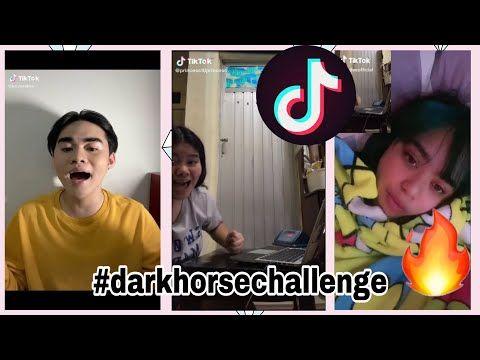 Dark Horse Challenge Tiktok Compilation Make Me An Aphrodite Youtube Dark Horse Aphrodite Horses