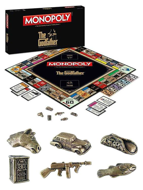 The Godfather Monopoly...