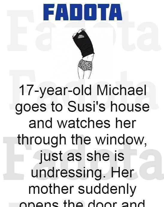 17 Year Old Michael Goes To Susi S House In 2020 Relationship Jokes