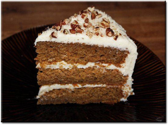 Pumpkin Carrot Cake and more of the best carrot cake recipes on MyNaturalFamily.com #carrotcake #recipe