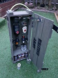 Ammo-box-alternative-to-jerry-can-bar-man-cave-21st-18th-Stag-Do-army-style