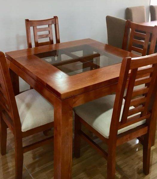 Finalizar Compra Muebles Chile Comedores De Madera Modernos Comedor 4 Sillas Sillas Comedor Madera
