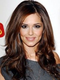 highlights-for-dark-brown-hair-and-dark-skin - Best Highlights for Dark Brown Hair – Hairstyles Site