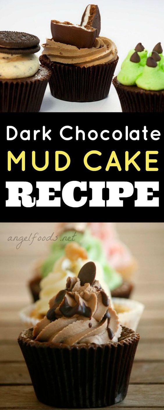 Peppermint mud cake recipe