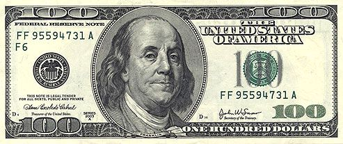 Start Your Own Business With Multipure Water Filte 100 Dollar Bill Dollar Bill Play Money