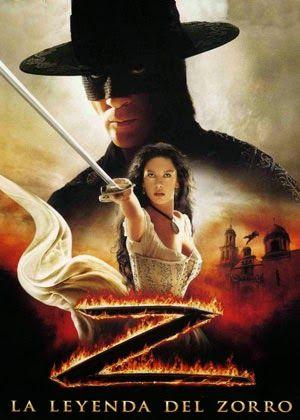 La leyenda del Zorro 2