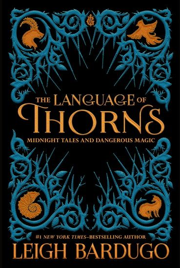 Enter the Grishaverse...  Love speaks in flowers. Truth requires thorns.  Travel to a world of dark bargains struck by moonlight, of haunted towns and hungry woods, of talking beasts and gingerbread golems, where a young mermaid