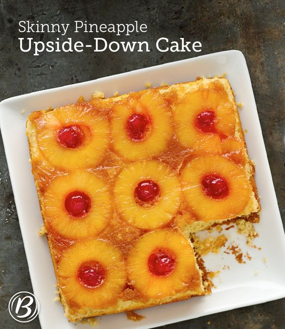 Pineapple Upside-Down Cake | Recipe | Pineapple upside, Pineapple cake ...
