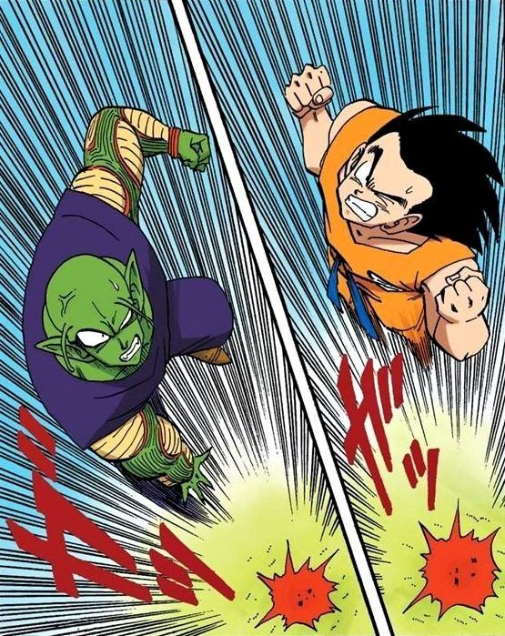 Ghim Của Jr Tren Dragon Ball