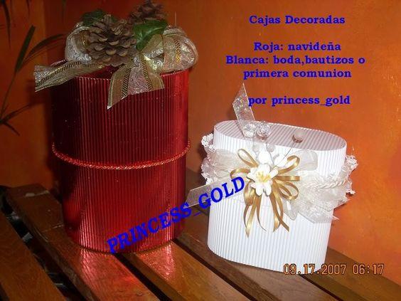 Cajas de carton corrugado regalo de graduacion para - Cajas de carton decoradas para regalos ...