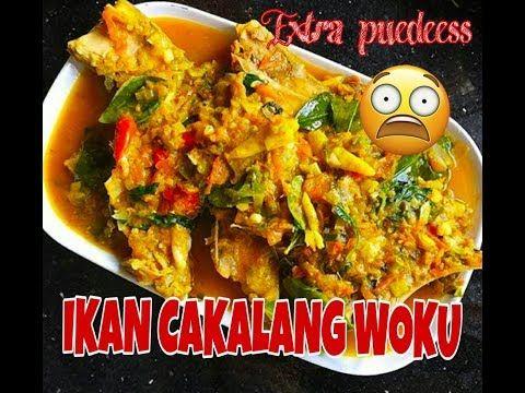Resep Ikan Cakalang Tuna Woku Khas Manado Youtube Resep Ikan Resep Tuna Resep Masakan Indonesia