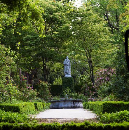Real Jardín Botanico de Madrid.  #jardinbotanico #Madrid