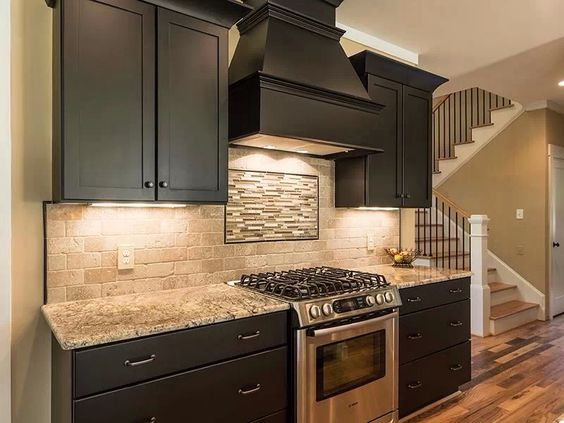 Backsplash In Kitchen Pictures Collection Classy Design Ideas