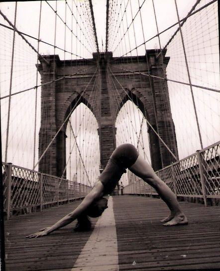 Urban Yoga Geometry