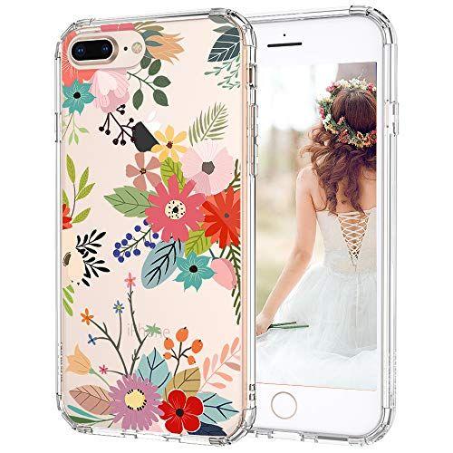 Mosnovo Iphone 8 Plus Clear Case Iphone 7 Plus Case Flo Https Www Amazon Com Dp B07w8hcsv1 Ref Cm Sw R Pi Dp U X 5dgk Iphone 8 Plus Iphone Iphone 7 Plus