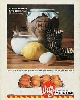 Yo fuí a EGB .Recuerdos de los años 60 y 70.La publicidad en los años 60 y 70.Tercera parte,productos de alimentación | Yo fuí a EGB. Recuerdos de los años 60 y 70.: