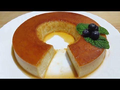 تحلية الدراويش بالخبز البارد اسهل والذ تحلية لسحور لا استغني عنها ابدا كريم كراميل الخبز البارد Youtube Flan Desserts