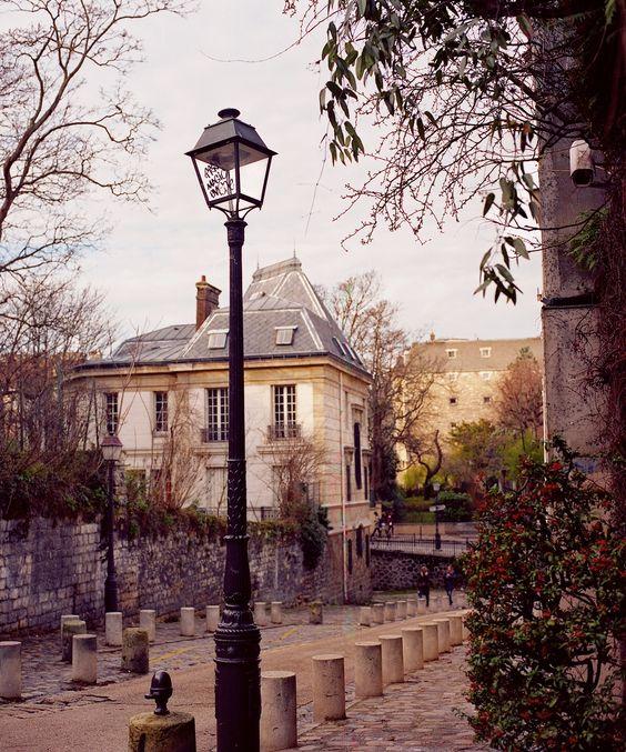 Rue de l'Abreuvoir (Montmartre), Paris