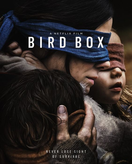 #BirdBox Watch it on icin3ma