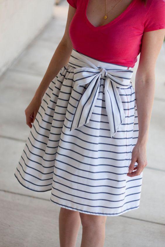 Full Skirt Week Winners!