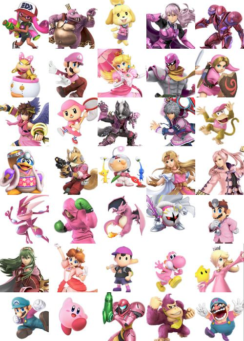 c7f6015c5b1eefe371b449bfb31cfc70 - How To Get Every Character In Super Smash Bros Brawl
