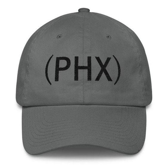 Phx Phoenix Airport Code Cotton Cap Etsy Cap Baseball Hats Vegan Shirt