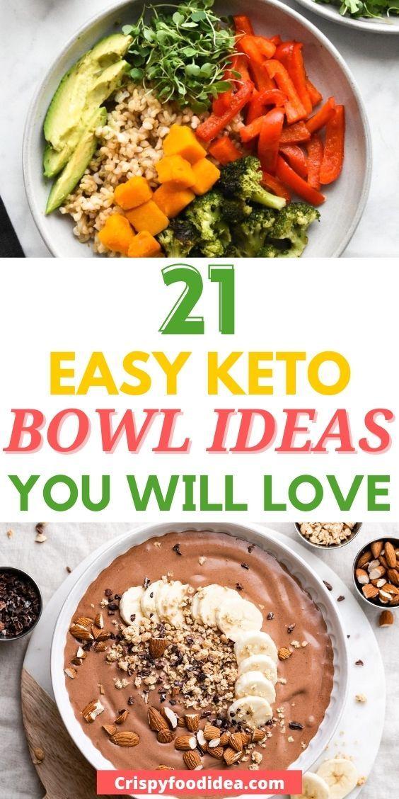 keto bowl recipes