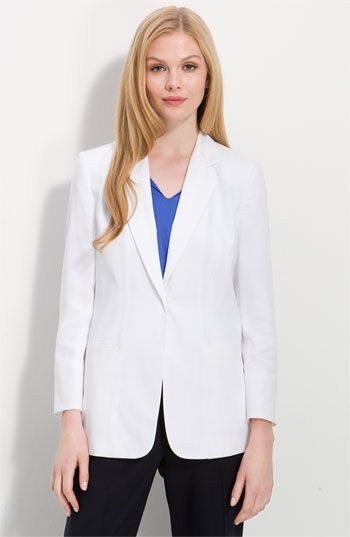 Elie Tahari Exclusive for Nordstrom 'Wendy' Blazer | Nordstrom - StyleSays